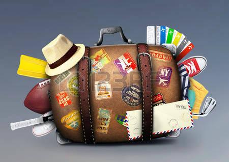 valigia lingue