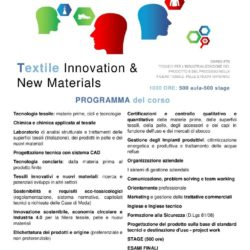 Programma IFTS TextileInnovation&NewMaterials - a.f. 18.19. rev.1-001
