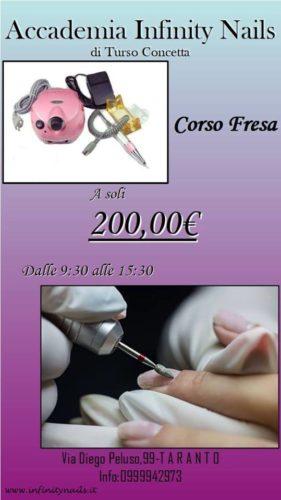 Corso fresa 07.11.2018