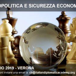 corso geopolitica e sicurezza economica