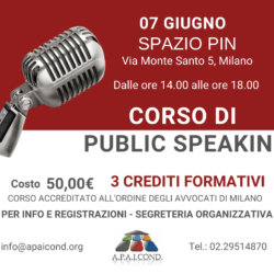 FB Corso di Public Speaking