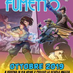 corso fumetto e manga Verona 2019