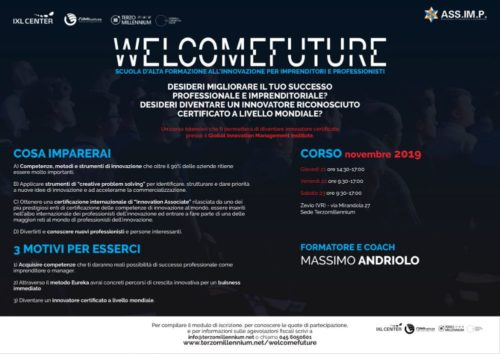 Locandina_WelcomeFuture