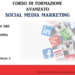 social media marketing AVANZATO