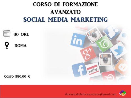 social media marketing AVANZATO