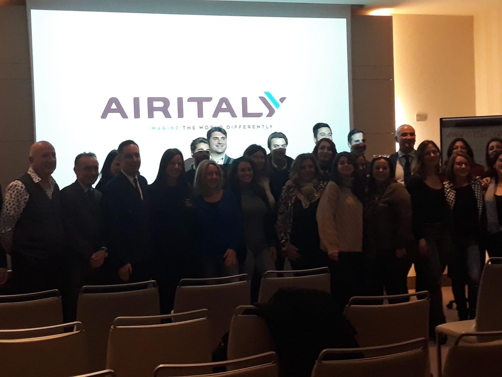 partner air italy